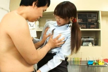 Kirara Kurokawa Sweet Asian teacher is a hottie