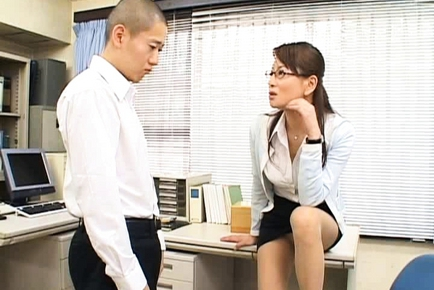 Rei Kitajima Sexy Japanese teacher