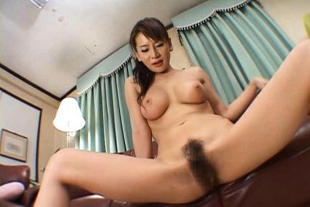 Rei Kitajima Lovely Asian teacher enjoys her student