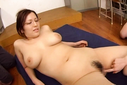 Meisa Hanai Hot Asian doll teaches sex education