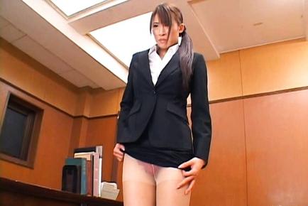 Junna Aoki Hot Japanese teacher