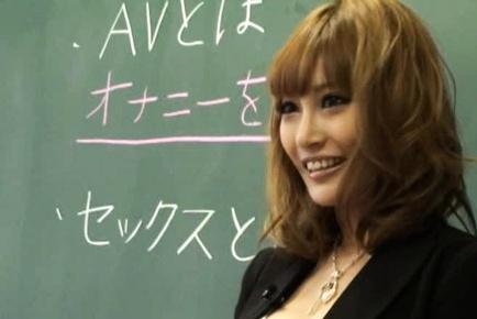 Kirara Asuka Asian lovely is one of many kinky teachers
