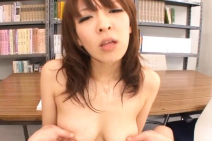 POV Suck And Fuck As Risa Kasumi Milks Him Dry
