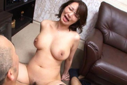 Japanese mom and son porn