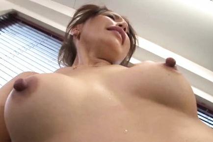 Japanese teacher Sayuri Honjyou gets amazing sex
