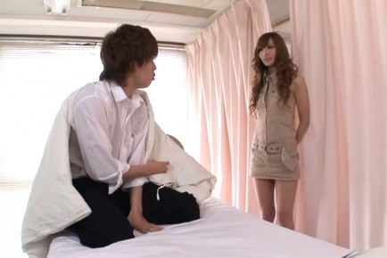 Strong pleasures for naughty Asian Erika Shibasaki